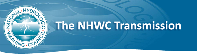 A monthly publication of the National Hydrologic Warning Council